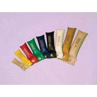 SoftGrip Hand Weight .5 lb  Tan