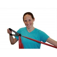 Foam Exercise Handles for CanDo Band & Theraband (Pair)