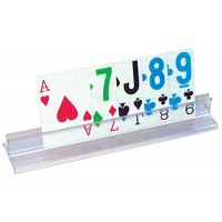 Card Holder-Clear Plastic