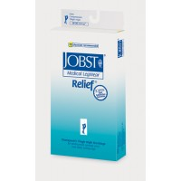 Jobst Relief  20-30 Thigh-Hi Beige Large Closed-toe