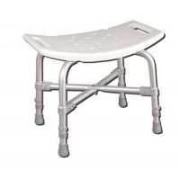 Bath Bench - Heavy Duty Without Back  Bariatric KD