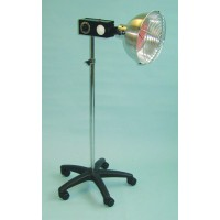 Infra-Red Lamp 250W w/ Variable Heat Mobile Base