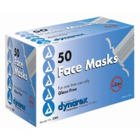 Surgical Tie-On Face Mask Bx/50