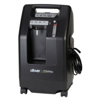 Oxygen Concentrator 5-Liters Compact w/O2 Sensor