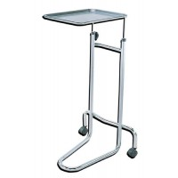 Mayo Instrument Stand w/Double Post