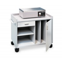 Mobile Cabinet for Splinting Supplies