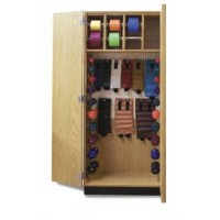 Thera-Wall Therapy Storage Cabinet 32  W x 19�  D x 78  H