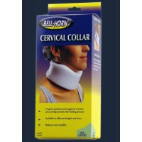Cervical Collar w/ Stockinette 2.5  Ht.  Small  14  - 16