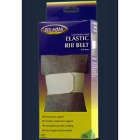 Rib Belt  Men's  Elastic 2X - 3X
