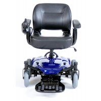 Cobalt Rear Wheel Drive Travel Power Wheelchair  Blue 18