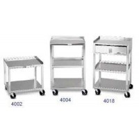 Mobile Cart- 2 Shelf MB-TD W/Drawer