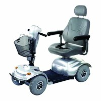 Electric Scooter  Avenger  4-Wheel Heavy Duty Electric