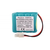 Battery Pack only  rechargable for Omron HEM907XL