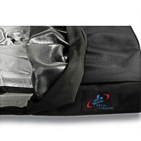 J2  Cushion 15.5 W x 18 D w/Incontinent Resistant Cover