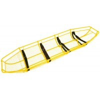 Basket Type Stretcher Lightweight  Plastisol Coated