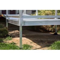 Leg Stabilizers  1 Pair for PATHWAY Ramp