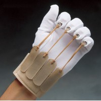 Glove  Finger Flexion  Deluxe Right  Lg/Xlg