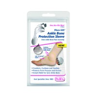 Visco-GEL Ankle Protection Sleeve (One size fits most)