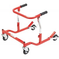 Anterior Safety Roller  Tyke Red