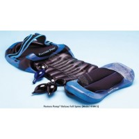 Deluxe Full Spine Posture Pump Blue Retail Model