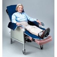 Geri-Chair Cozy Seat With Backrest & Legrest