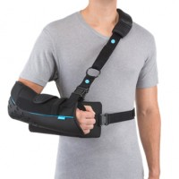 Form Fit Shoulder Brace with External Rotation Small