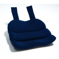 Obus Contoured Seat Cushion Navy  (Bagged)